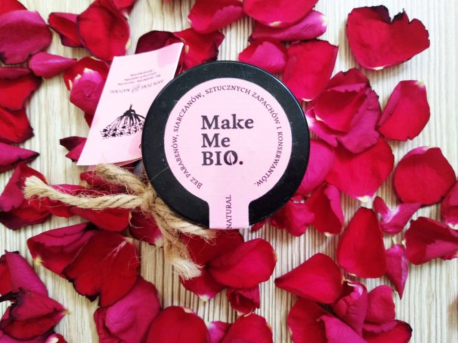 Make Me Bio: Face Vare Garden Roses Hydratační krém pro suchou až citlivou pleť