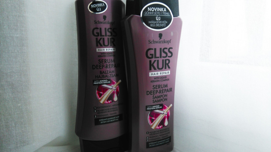 Gliss Kur - Serum Deep-Repair