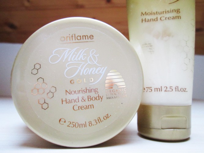 Kosmetika s kapkou včelího medu